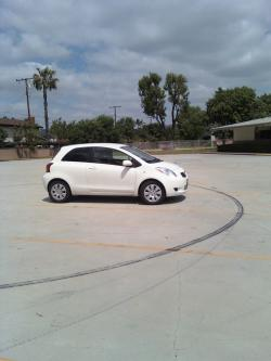 canales5 2007 Toyota Yaris