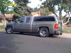 lilutzer 2008 Chevrolet 1500 Extended Cab