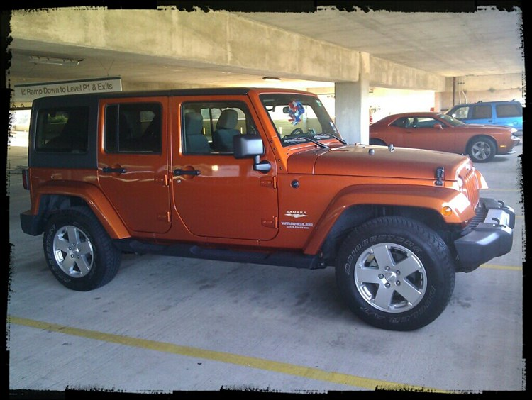 unknown09er 2011 Jeep Wrangler