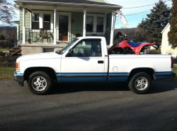 cartercheyenne93 1993 Chevrolet C/K Pick-Up