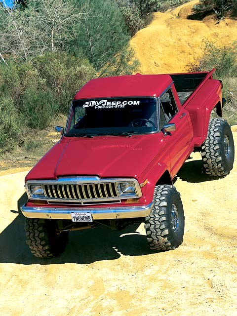 nickspyder27 1963 Jeep J-Series