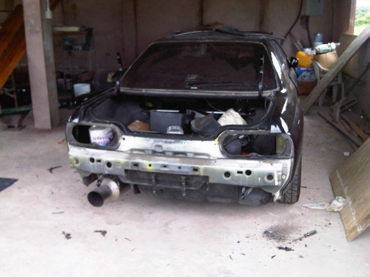 TriniGT's Project R32 GTR - Fuel Setup On The Way!!! - Page