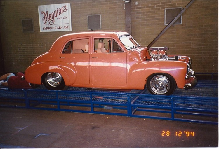 Another 1954FJ 1954 Holden Cruze post... - 15545365