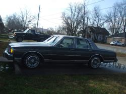 ChevyClassic84 1984 Chevrolet Caprice Classic
