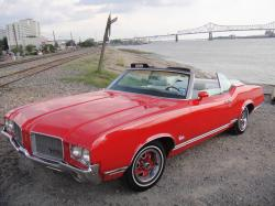 OL'BOY350 1971 Oldsmobile Cutlass