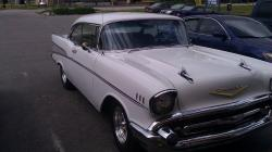 mac dee's 1957 Chevrolet Bel Air