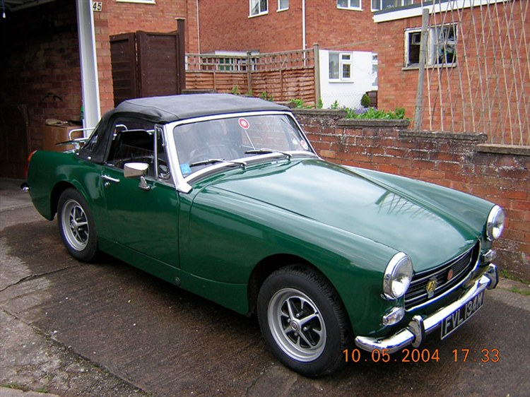 Have removed mg midget dimensions opinion