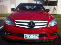 kevin.vernal 2009 Mercedes-Benz C-Class