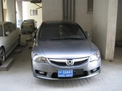 mortadha 2009 Honda Civic