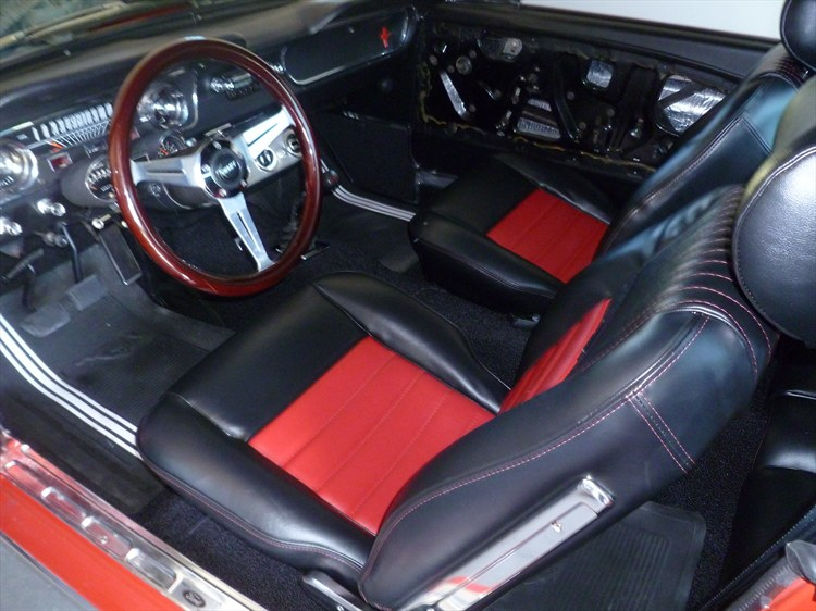 Another pimorgan 1965 Ford Mustang post... - 4957725