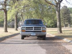 unsmart1 1986 Dodge Ramcharger