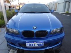 NO51WA 2002 BMW 3 Series