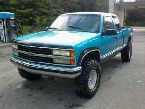 Walpy 1991 Chevrolet 2500 HD Extended Cab