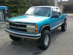 1991 Chevrolet 2500 HD Extended Cab