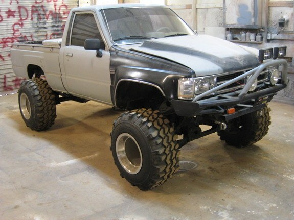 YOTA 4X4 KINGS 1978 Toyota Regular Cab Specs, Photos, Modification Info at CarDomain