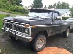 1977 Ford F150 Regular Cab