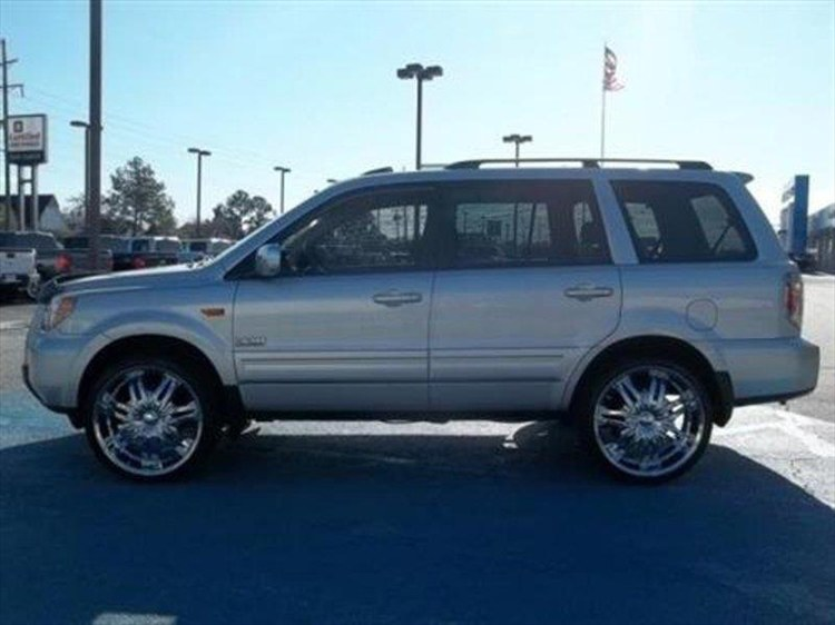 eaglesfan83 2008 Honda Pilot Specs Photos Modification Info at