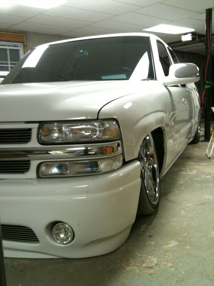 playafly 2000 Chevrolet 1500 Extended Cab