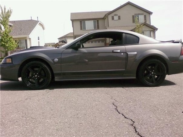 04z71hoe 2004 Ford Mustangmach 1 Premium Coupe 2d Specs Photos Modification Info At Cardomain