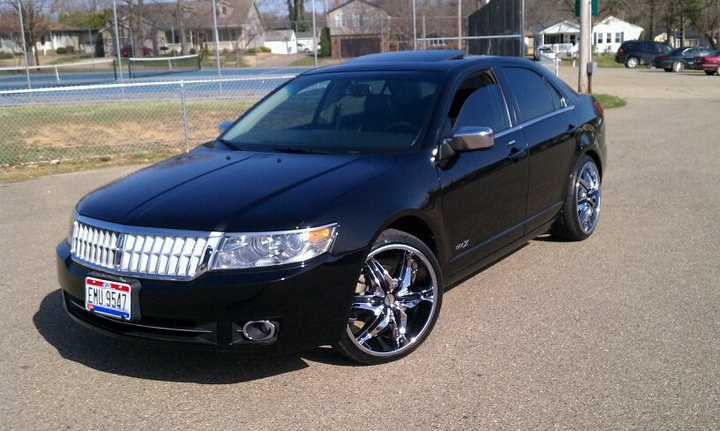 Justin Dingus 2007 Lincoln Mkz Specs Photos Modification Info At Cardomain