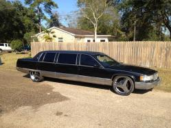 slickfreak 1996 Cadillac Fleetwood