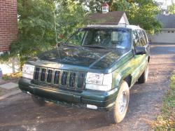 bill428's 1998 Jeep Grand Cherokee