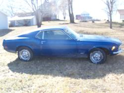 altray 1970 Ford Mustang