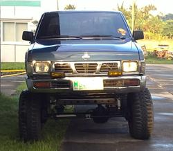 1999 Nissan D21 Pick-Up