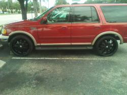 bookiski 1999 Ford Expedition