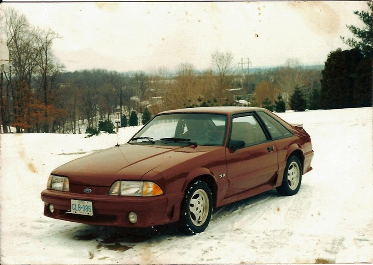 CoyotePunisher 1987 Ford Mustang