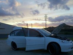 Hawaiianking 2005 Honda Civic