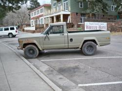 1987bmw325esman 1979 Jeep J-Series