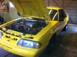 02mp9696 1988 Ford Mustang
