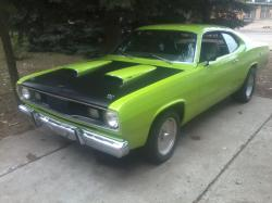 DemonK9 1973 Plymouth Duster