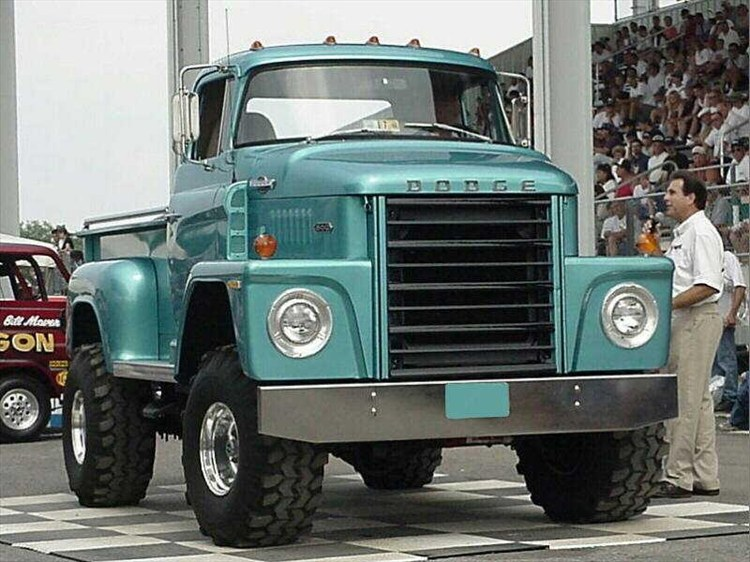 1970 Dodge D350 Regular Cab