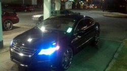 Stay Down Ryders 2012 Volkswagen CC