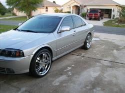 spectrominors 2006 Lincoln LS