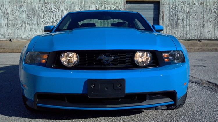 Operator999's 2012 Ford Mustang