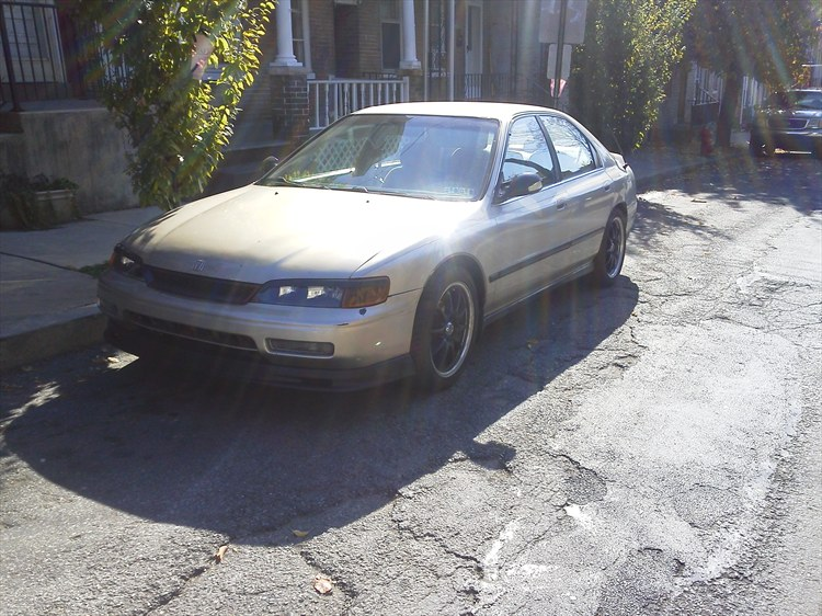 Another RobbRee 1995 Honda Accord post... - 15418307