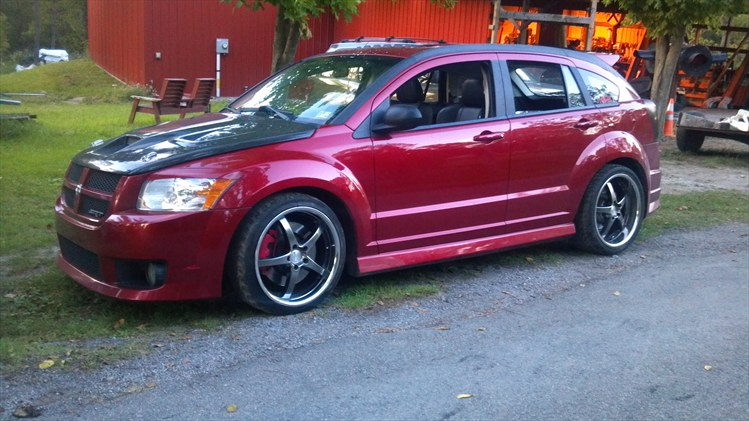 2000clipse 2008 Dodge CaliberSRT4 Sport Wagon 4D Specs, Photos, Modification Info at CarDomain