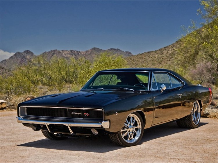 nickspyder27 1968 Dodge Charger