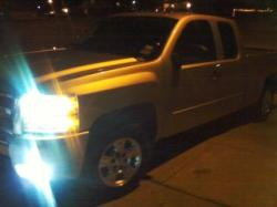 817CUSTOMS 2007 Chevrolet 1500 Extended Cab