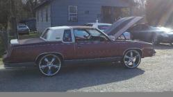 poppyz_grand 1984 Oldsmobile Cutlass Supreme
