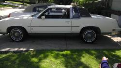 Kandice-Brown 1984 Oldsmobile Cutlass Brougham
