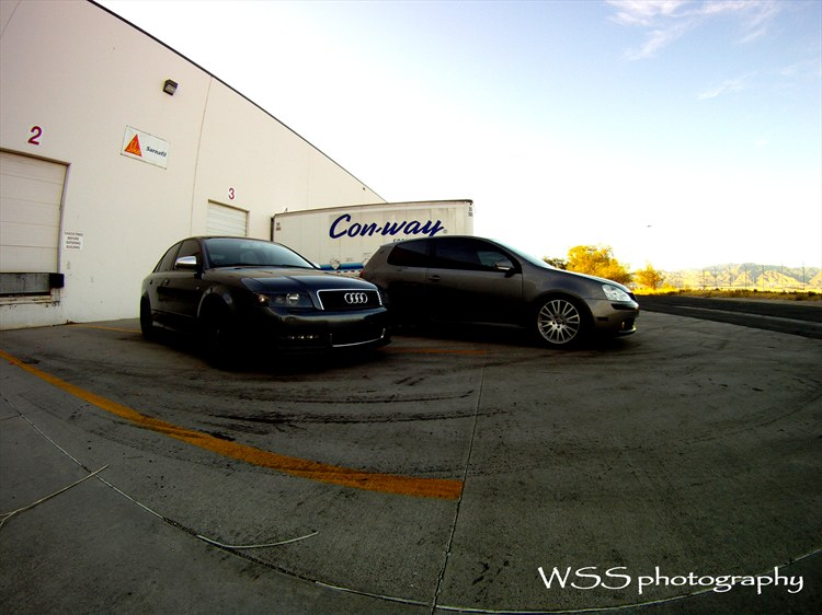 Another underground6t9 2005 Audi A4 post... - 15899361