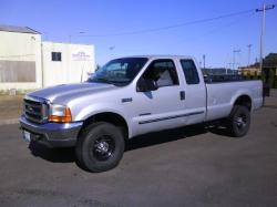 1999 Ford F350 Super Duty Crew Cab