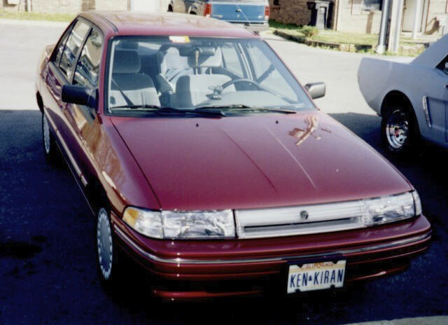 69Dealy's 1994 Mercury Tracer