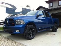 Big_Yeti 2010 Dodge Ram 1500 Crew Cab
