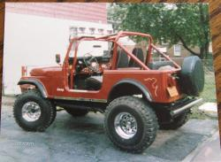 GNonice 1982 Jeep CJ7