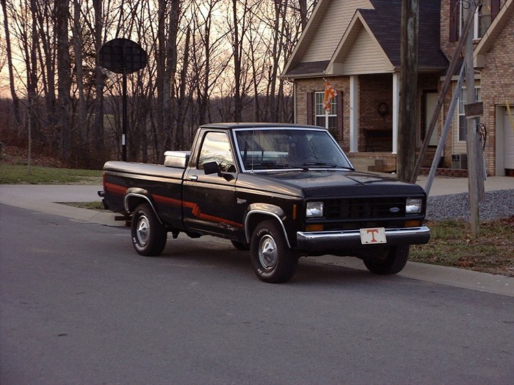 69Dealy 1986 Ford Ranger Regular Cab